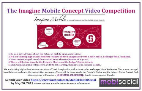 Imagine Mobile Challenge