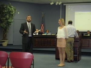 Hailey Smith, Platinum CRC Recipient