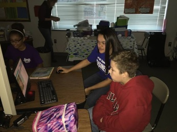 FBLA and Hour of Code