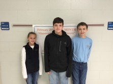 Gates students (2-5-2016)